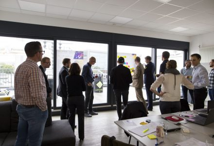 Kickoff workshop in project INSPIRE